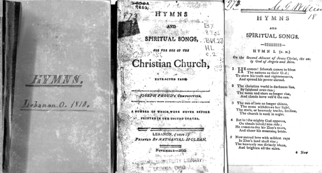 Lebanon-OH-hymnal